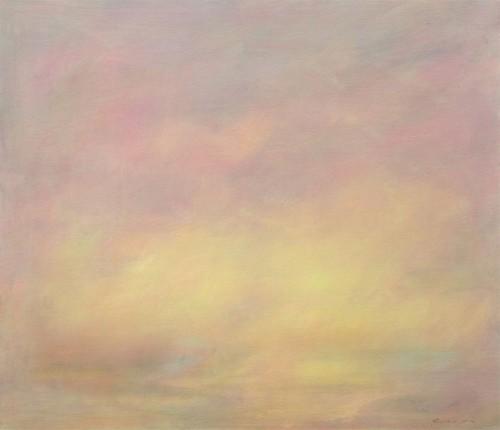 01 | Yellow Cloud | ÖL/LW | 95 x 110 cm | 2017