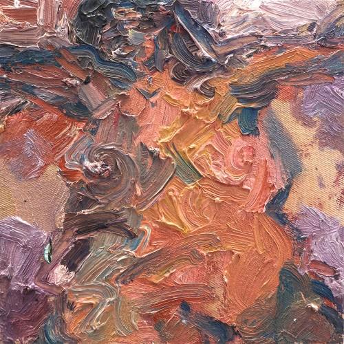 06 | Mood | Öl/LW | 20 x 20 cm | 2014