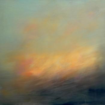 """""""wao"""" (2017) 95 x 110 cm"""