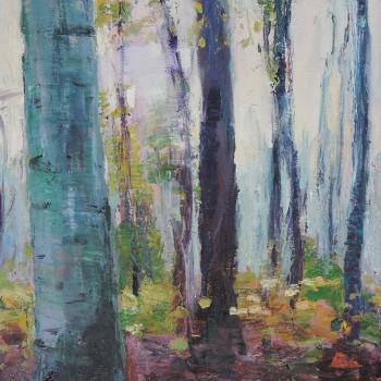 Großer Herbstwald