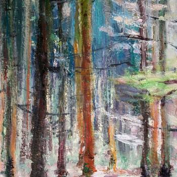 Kleines Waldbild