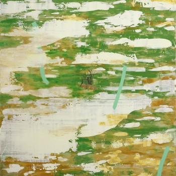 Park | Oil on Canvas | 150 x 160 cm